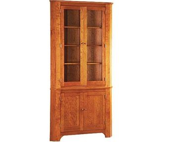 Charming Shop For Gat Creek Shaker Corner Cupboard, 71352, And Other Dining Room  Cabinets At