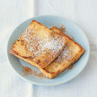 French Toast mit Zimt