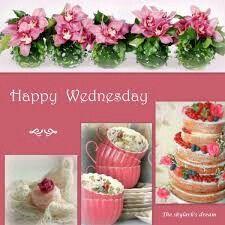 Happy Wednesday via The skylark's dream fb