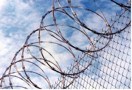 barbed wire fence prison. barbed wire fence prison inspiration 31549