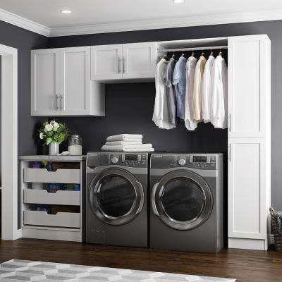 Photo of Wissenswertes über Waschküchenschränke mit Hängestange