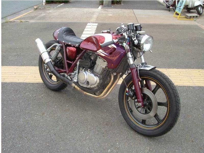 HONDA CB 500 CAFE RACER