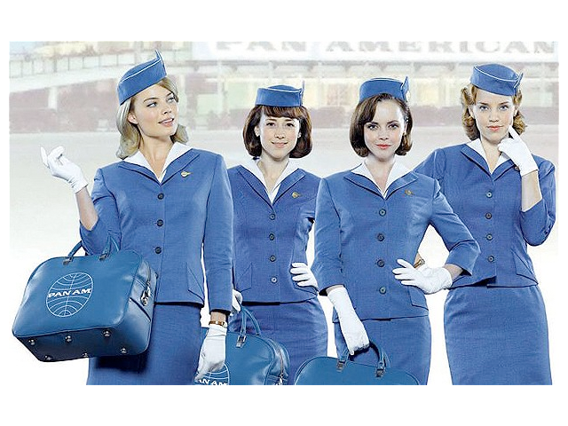 Amazon Said To Be Trying To Fly With Pan Am Pan Am Pan Am Stewardess Mad Men Party