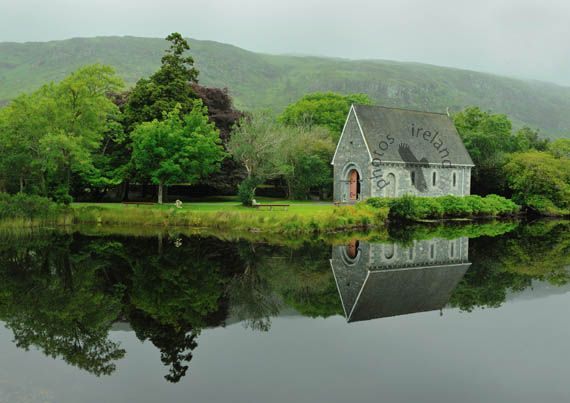 Gougane Barra, Co.Cork | Ireland travel, Places to see ...