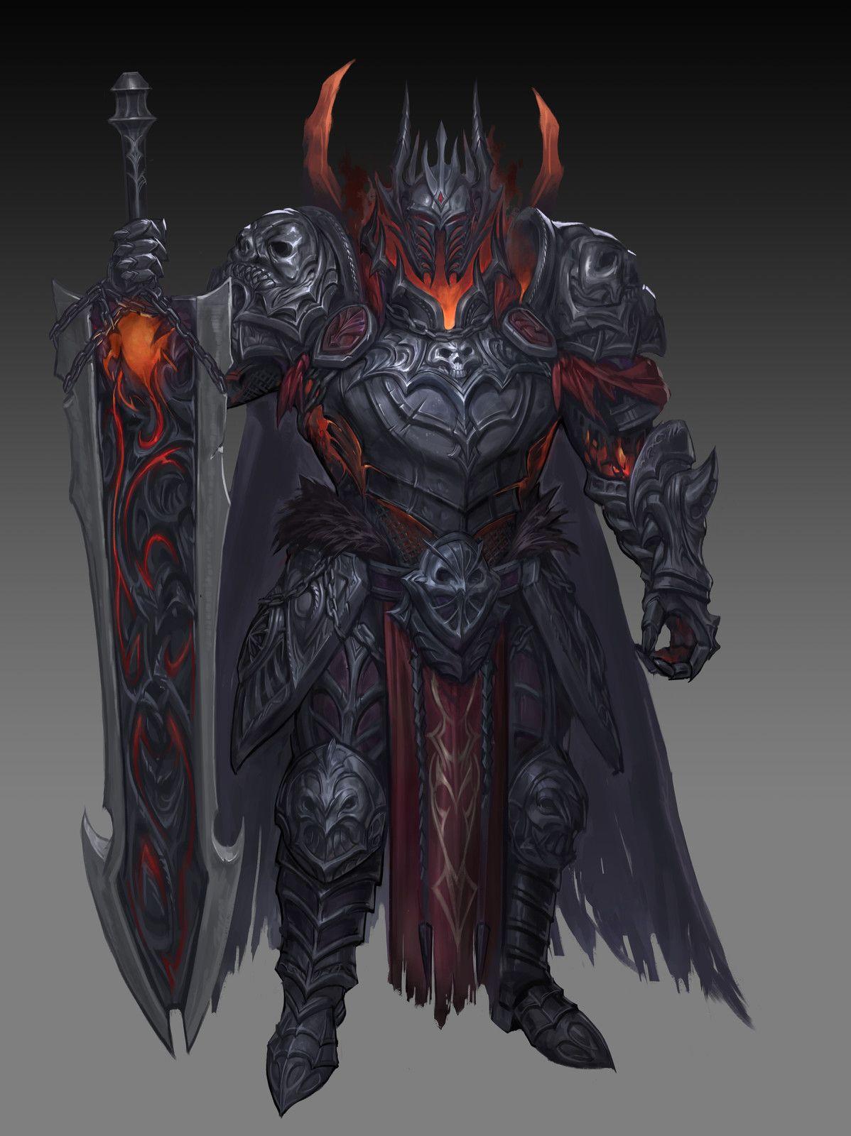 Demon Slaver Micky Fantasy Concept Art Fantasy Character Design Fantasy Armor The talon of the silver hawk, a famed ayelid longsword (new item. fantasy concept art