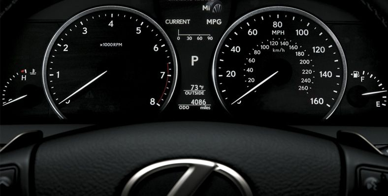 2014 Lexus LS 460 F Sport at Lexus of Las Vegas | Las Vegas, NV