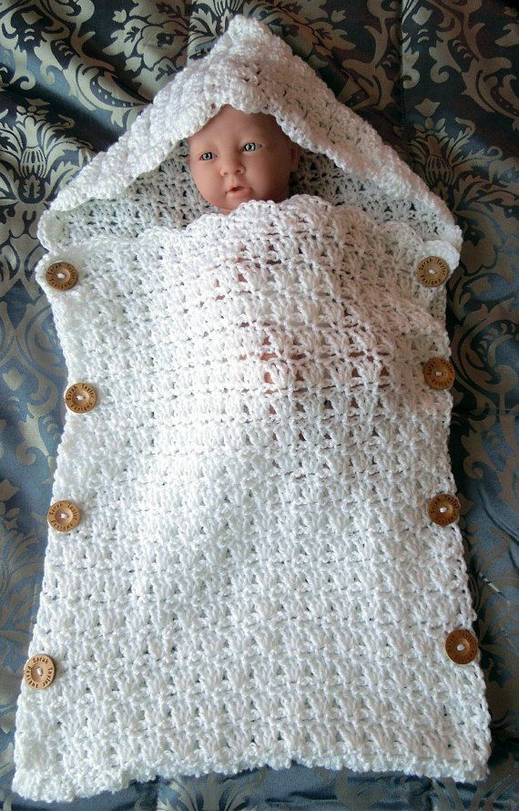 Sleeping Sack Crochet Pattern Sleep Sack Newborn Sleep