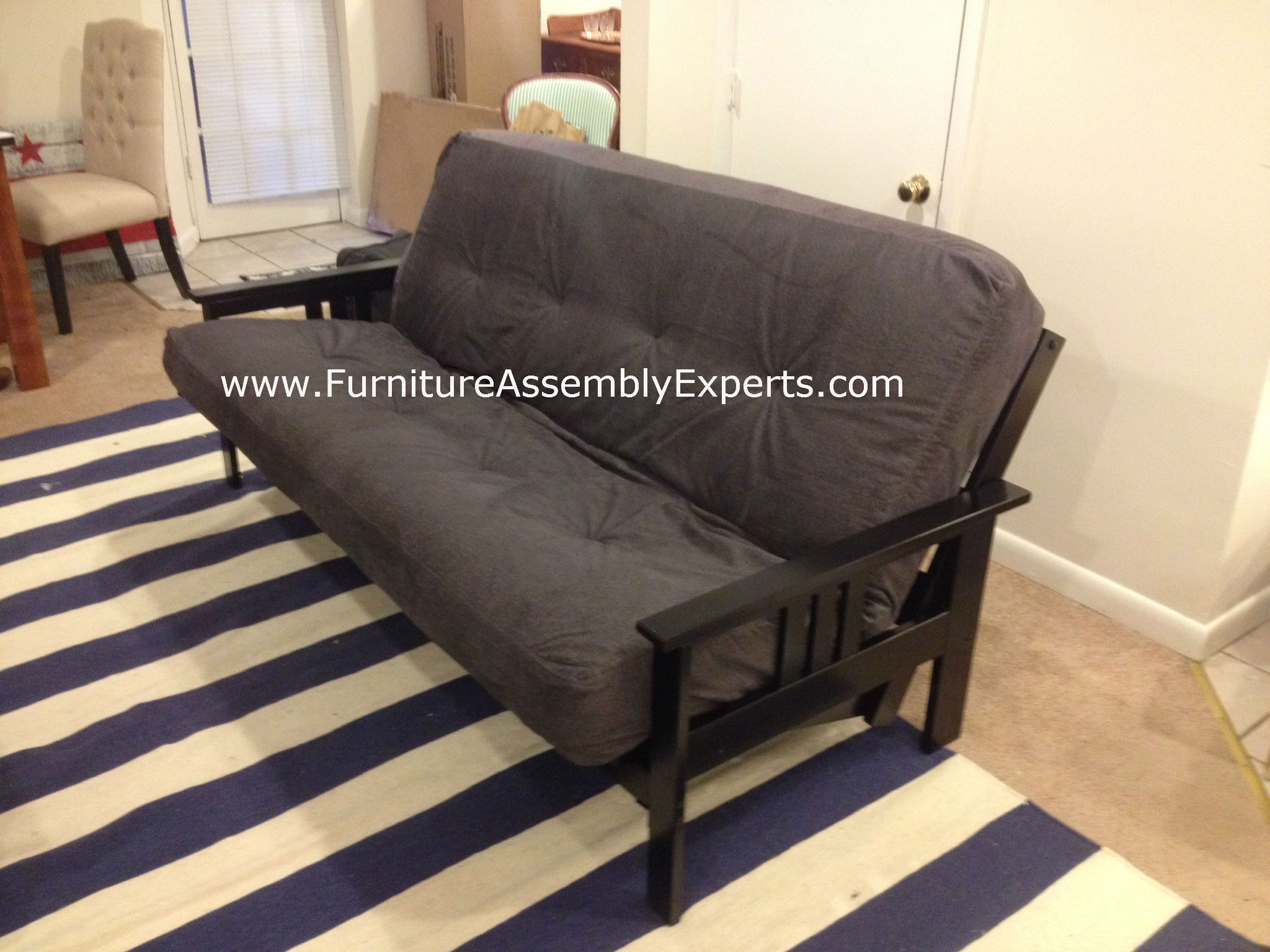 Costco Futon White Glove Embled In Washington Dc By Furniture Embly Experts Llc