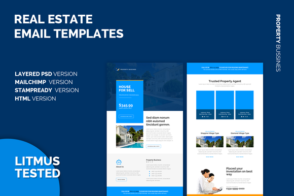 17 Best images about Real Estate Email Templates on Pinterest ...