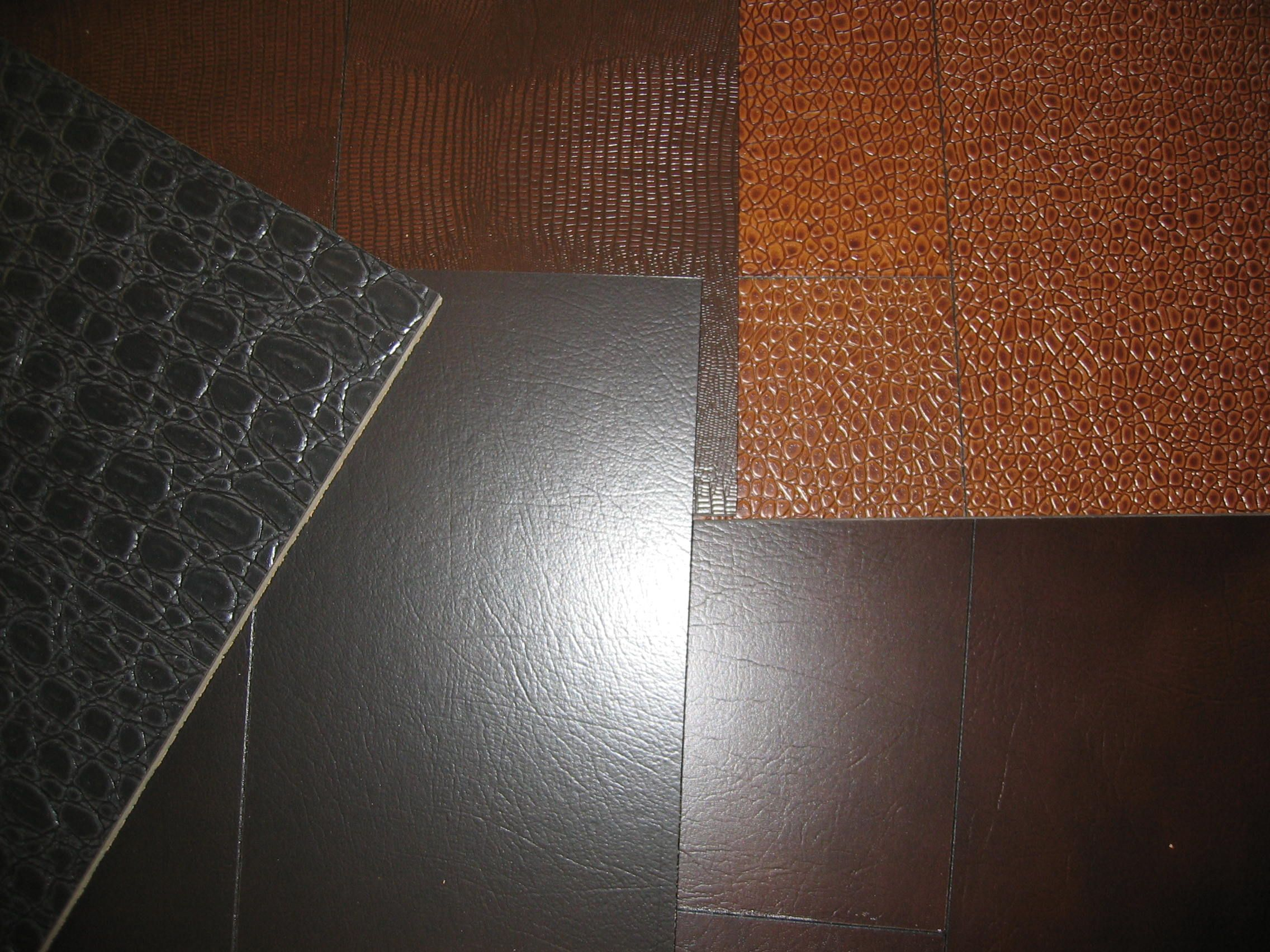 Crocodile embossed leather flooring   For the Home   Pinterest ...