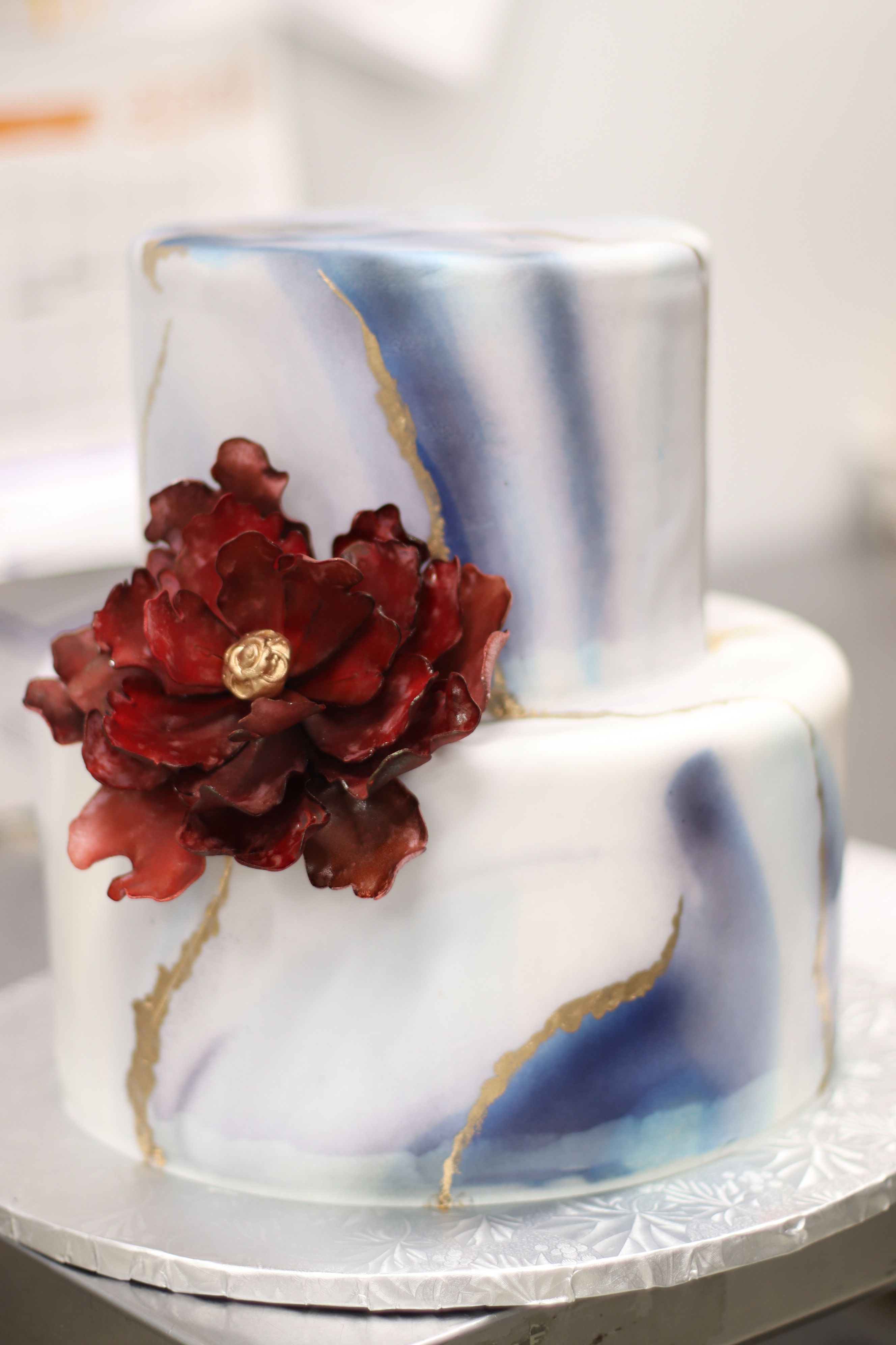Astounding A Little Cake Custom Birthday Cakes Wedding Cakes Nj Nyc Funny Birthday Cards Online Bapapcheapnameinfo