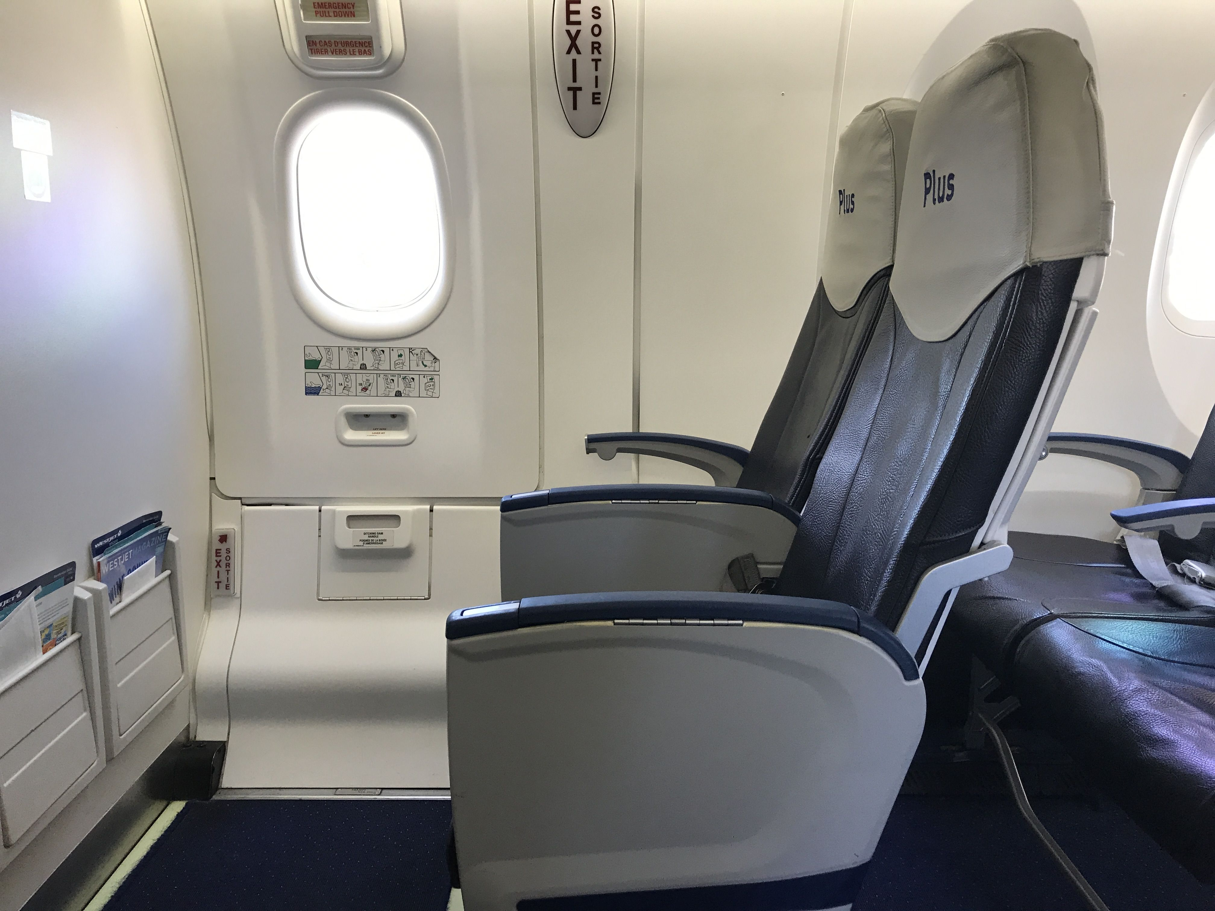 Westjet Plus Review Boston To Toronto Traveling By Yourself