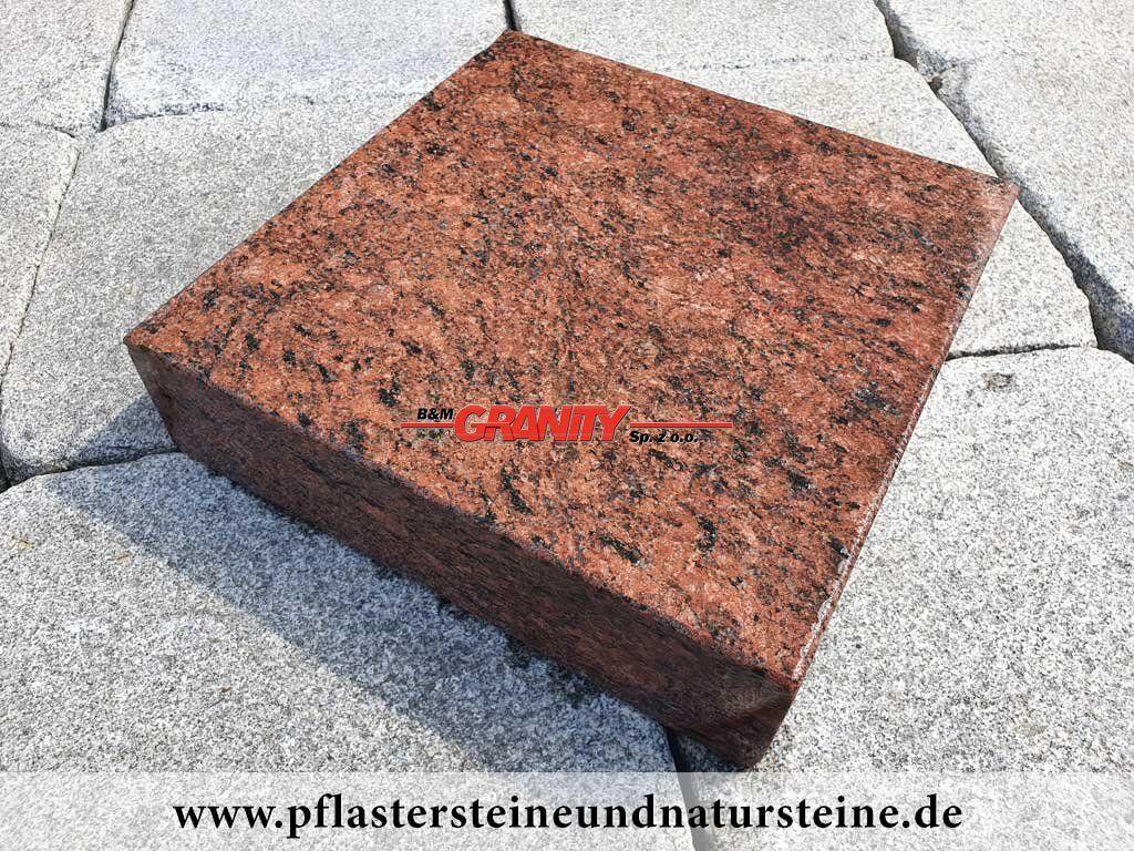 B M Granity Rote Antik Granit Platten Aus Schweden In 2020 Natursteine Natursteinplatten Pflastersteine