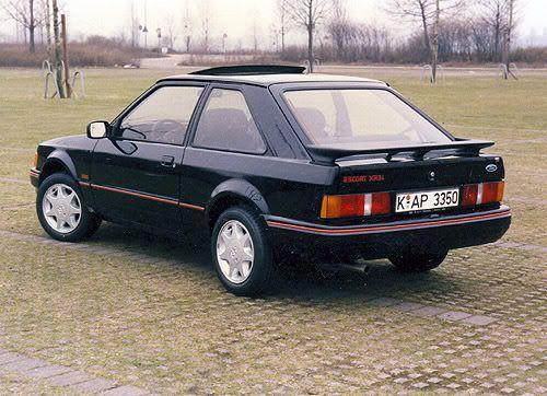208f097de6f313 1986 Ford Escort XR3i