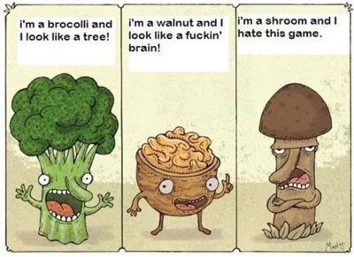 Poor shroom.
