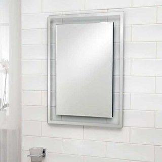 Visano Bevelled Edge Mirror Bathroom Ideas Pinterest Beveled Rh Co Uk