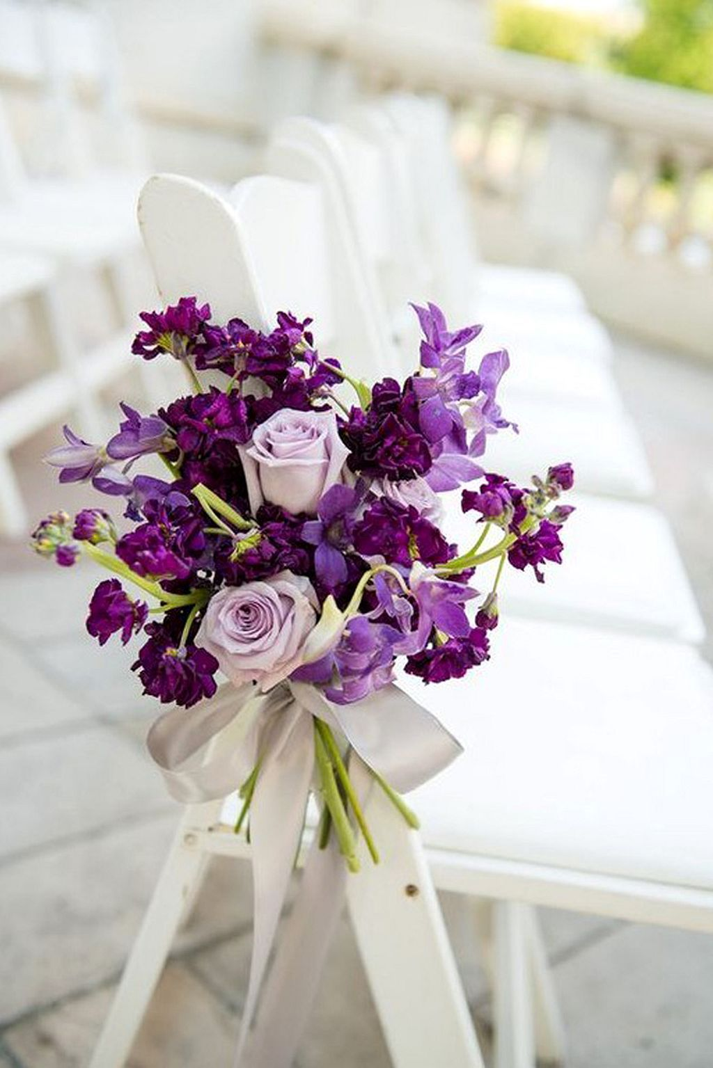 Wedding decorations lilac   Perfect Purple Wedding Ideas  Purple wedding Weddings and Wedding