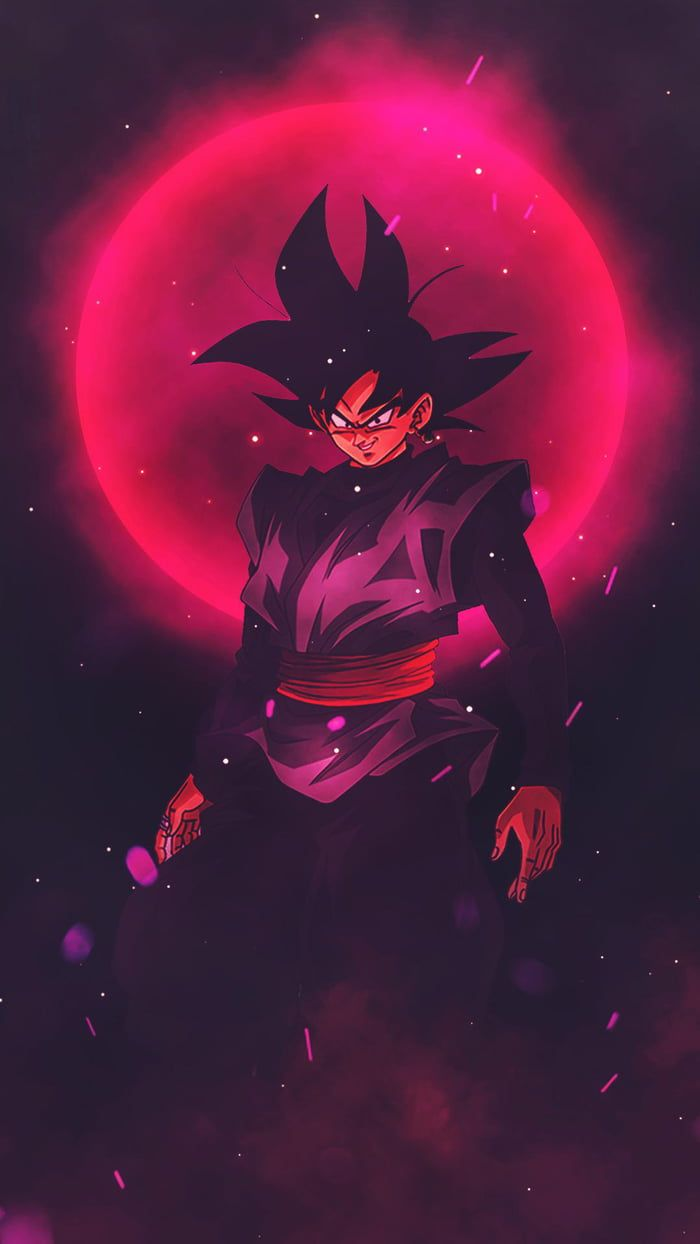Anime Dbz Black Wallpaper Android Iphone Dragon Ball Art Dragon Ball Wallpapers Goku Wallpaper