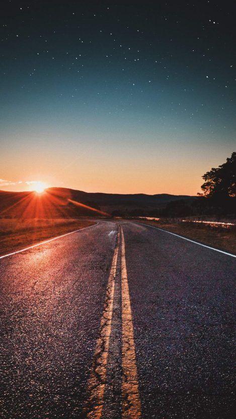 Sunrise Road Iphone Wallpaper Roadbackground 194 Background Blogerzi Com P 22612 Sunrise Road Iphon Sunrise Wallpaper Sunset Wallpaper Best Nature Wallpapers