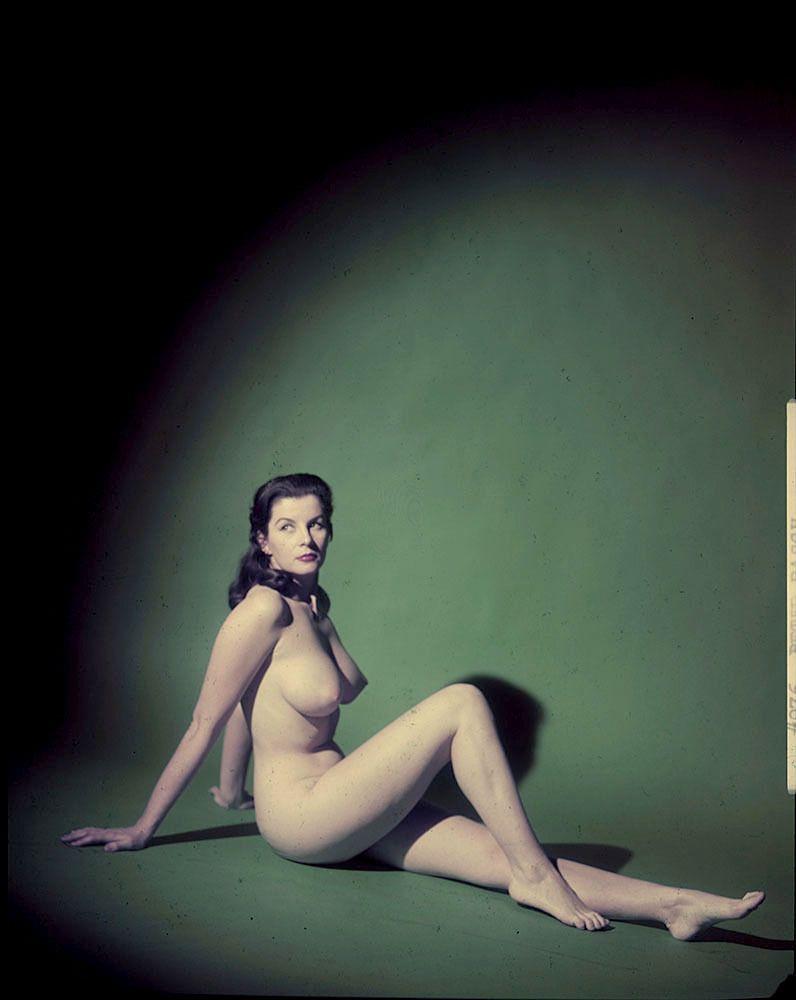 Movie vintage erotic nude models