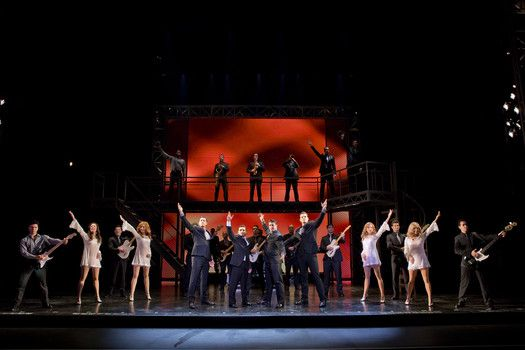'Oh, What A Night' for Jersey Boys