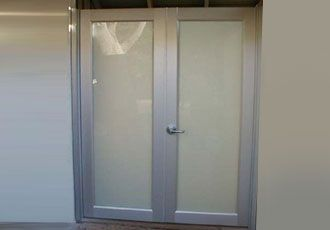 Residential Double Glass Doors Exterior Doors With Glass Double