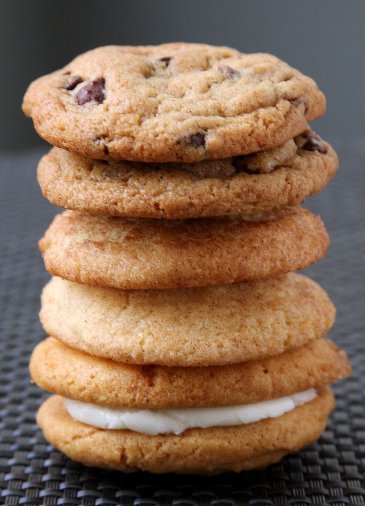 Celebrate National Dessert Month In L A Desserts Food Cookies
