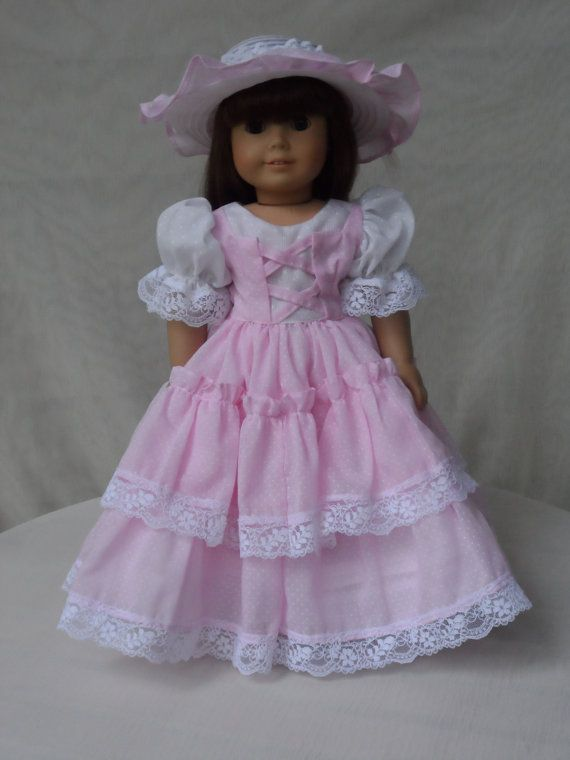 Summer Party Dress,OOAK, Southern Belle for your American Girl doll ...