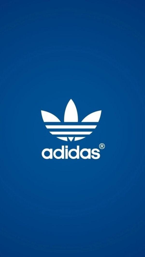 Adidas Logo Blue | Nike & Adidas | Pinterest | Adidas logo ...