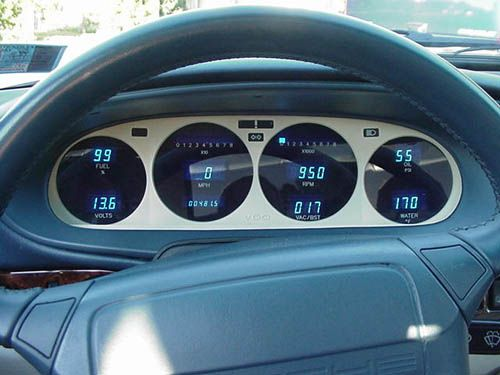 Cool Digital Gauges In 2020 Porsche 944 Digital Gauge Porsche