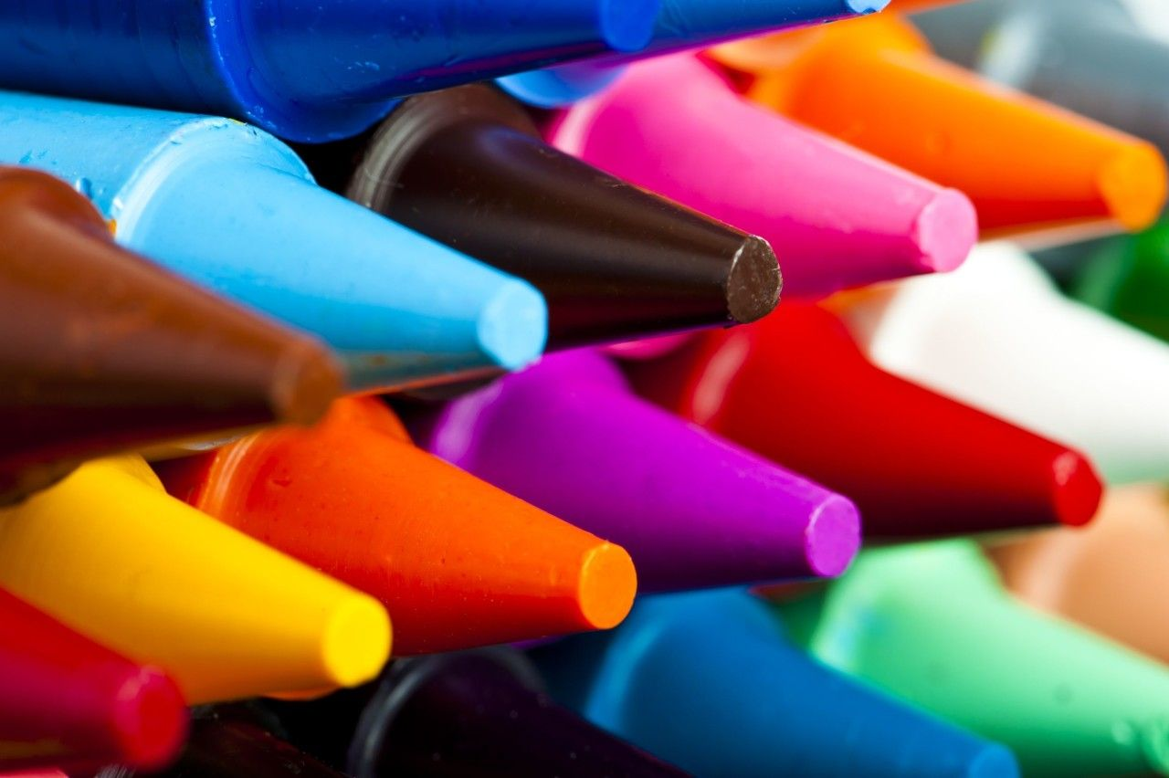 It is National Crayon Day! What is your favorite Crayon