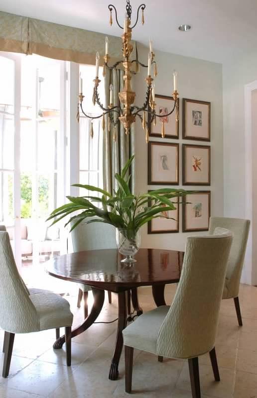 Kitchen Dining Interior Design: New Orleans New Elegance