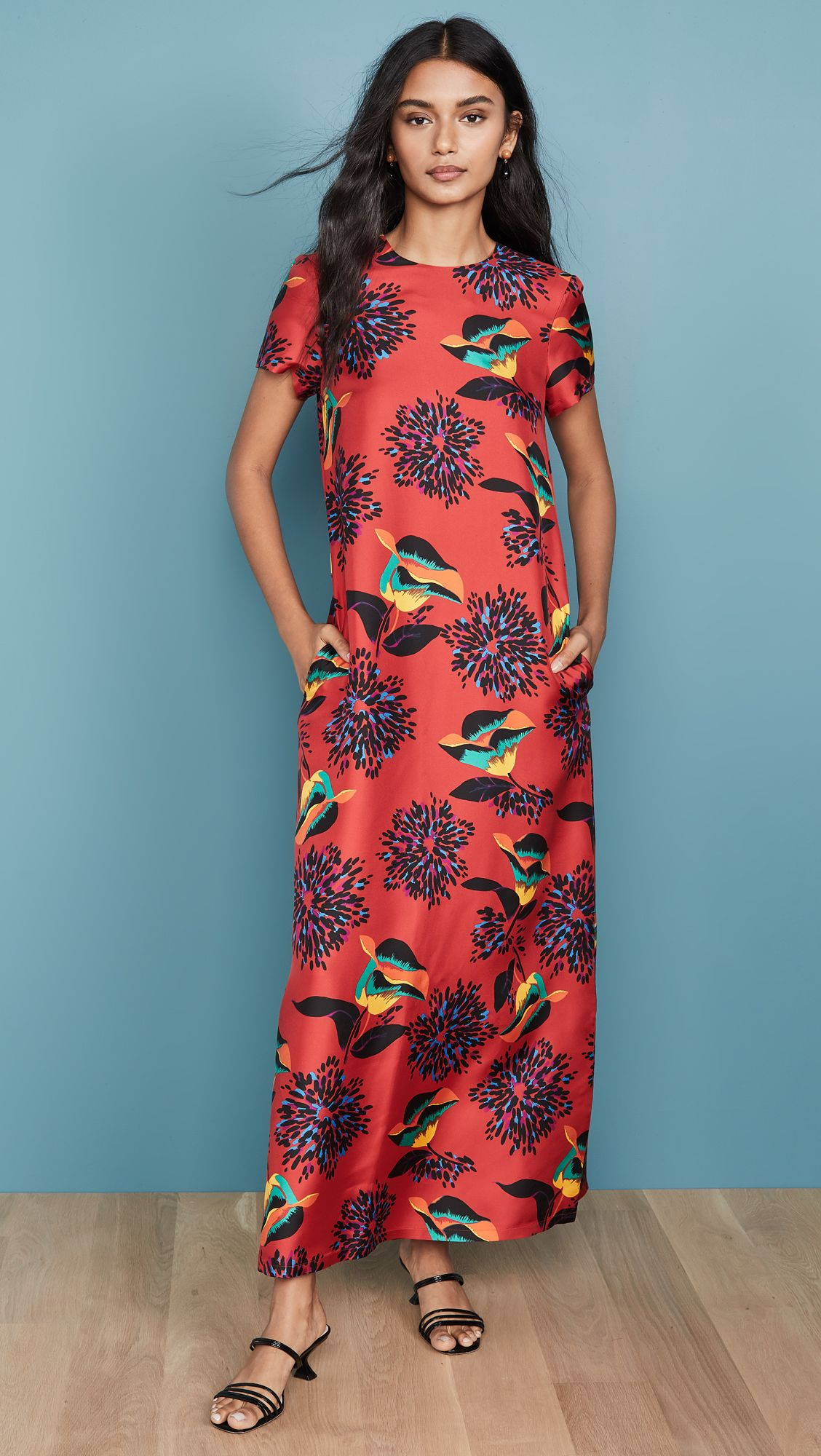 La Double J Swing Dress Swing Dress Dresses Maxi Dress