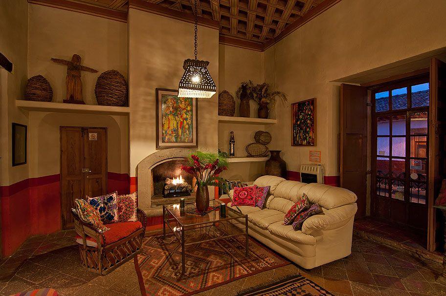 Image result for salas estilo mexicano casa mexicana for Casa mexicana muebles