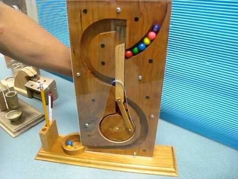 Gumball Machine by Daney Elad   Wood Working   Pinterest   Gumball machine, Gumball and Bubble ...