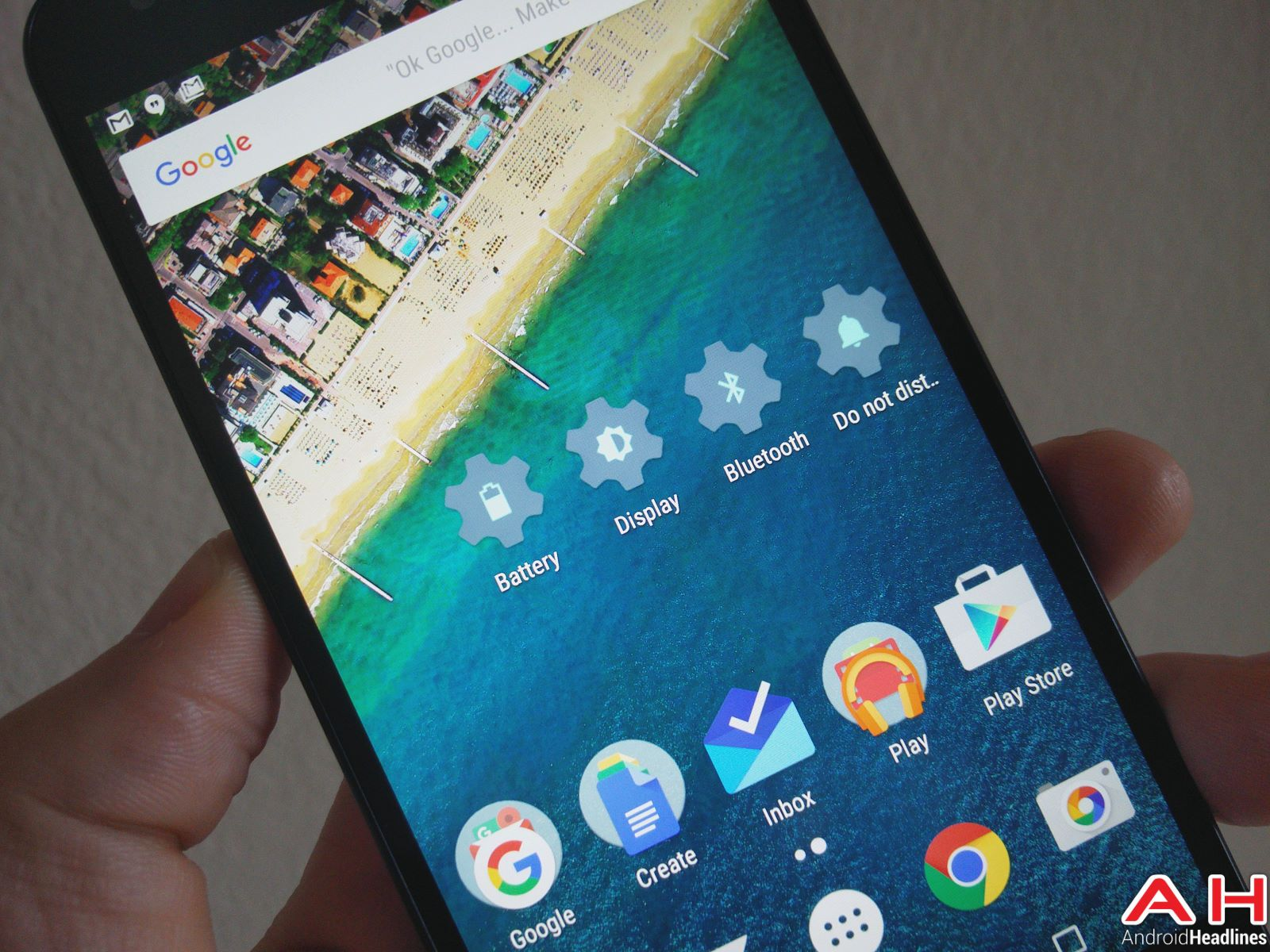 Marshmallow Settings Shortcuts Come With Improved Icons