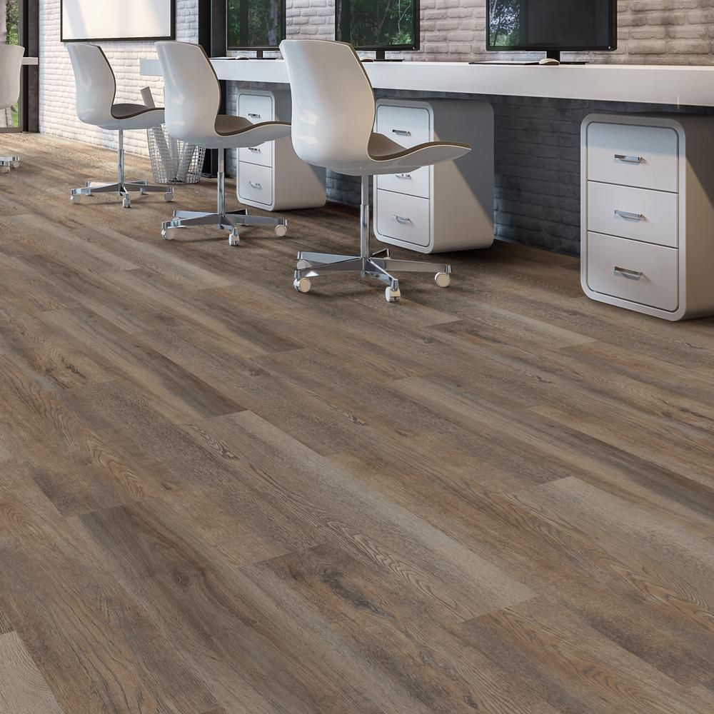 Lifeproof Semi Sweet Oak 8 7 In W X 47 6 In L Luxury Vinyl Plank Flooring 20 06 Sq Ft Case I536111lp The Home Depot In 2020 Vinyl Plank Flooring Luxury Vinyl Plank Flooring Vinyl Plank