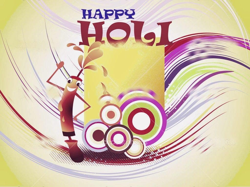 Holi Card Making Ideas Part - 30: Happy Holi Cards 2016