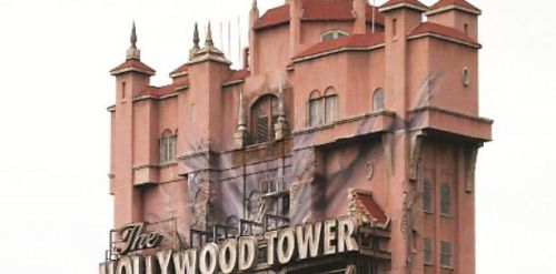 Disney cerrará en enero Tower of Terror en California...