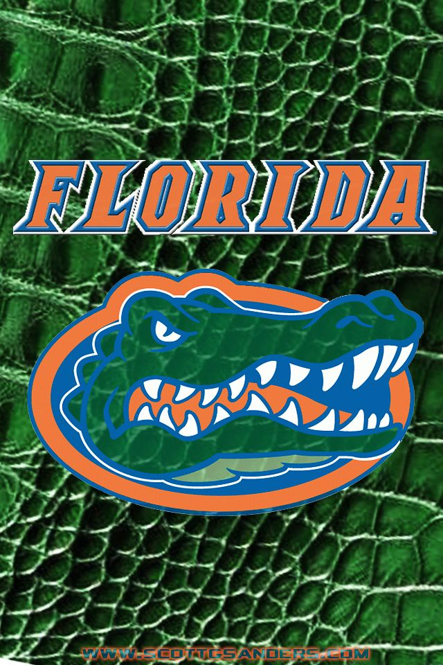 Florida Gators IPhone 4 Wallpaper