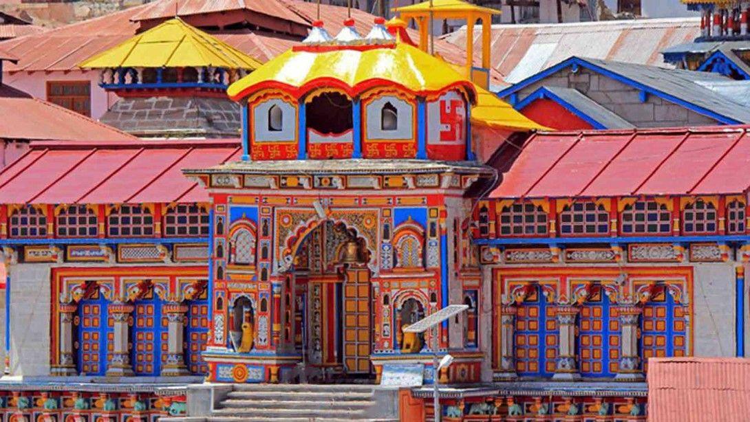 When Shiva Lost His Home The Legend of Badrinath (มีรูปภาพ)