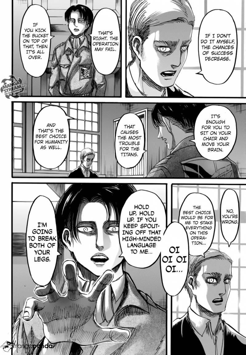 AoT Chapter 72 part 10/44 Attack on titan, Shingeki no