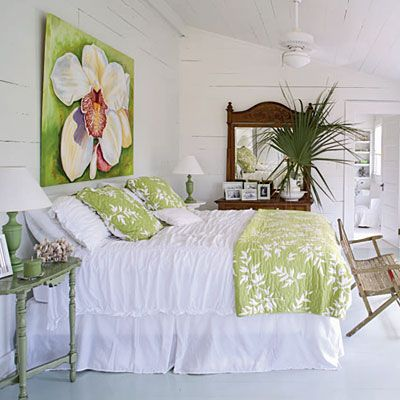 Revive Your Beach House White Wall, White Beach House Bedroom Furniture