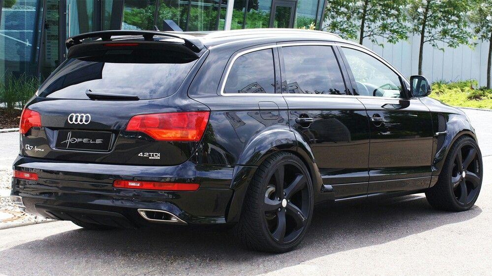 Freddy S Audi Q7 Audi Q