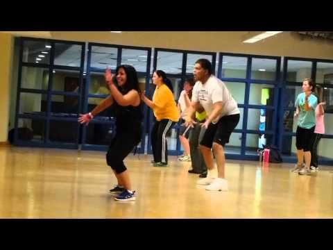 Dance Fitness - Scream and Shout (used as a WARM UP) by Will.I.Am feat. Britney Spears