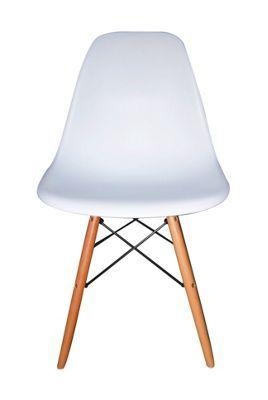 Debenhams Pair Of White Avignon Dining Chairs At