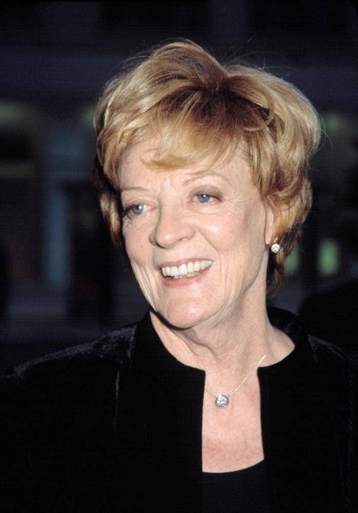 Maggie Smith 1994 Google Search Older Women Hairstyles