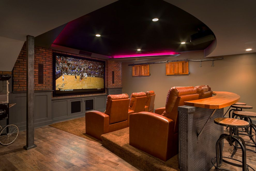 Basement Ideas Man Cave