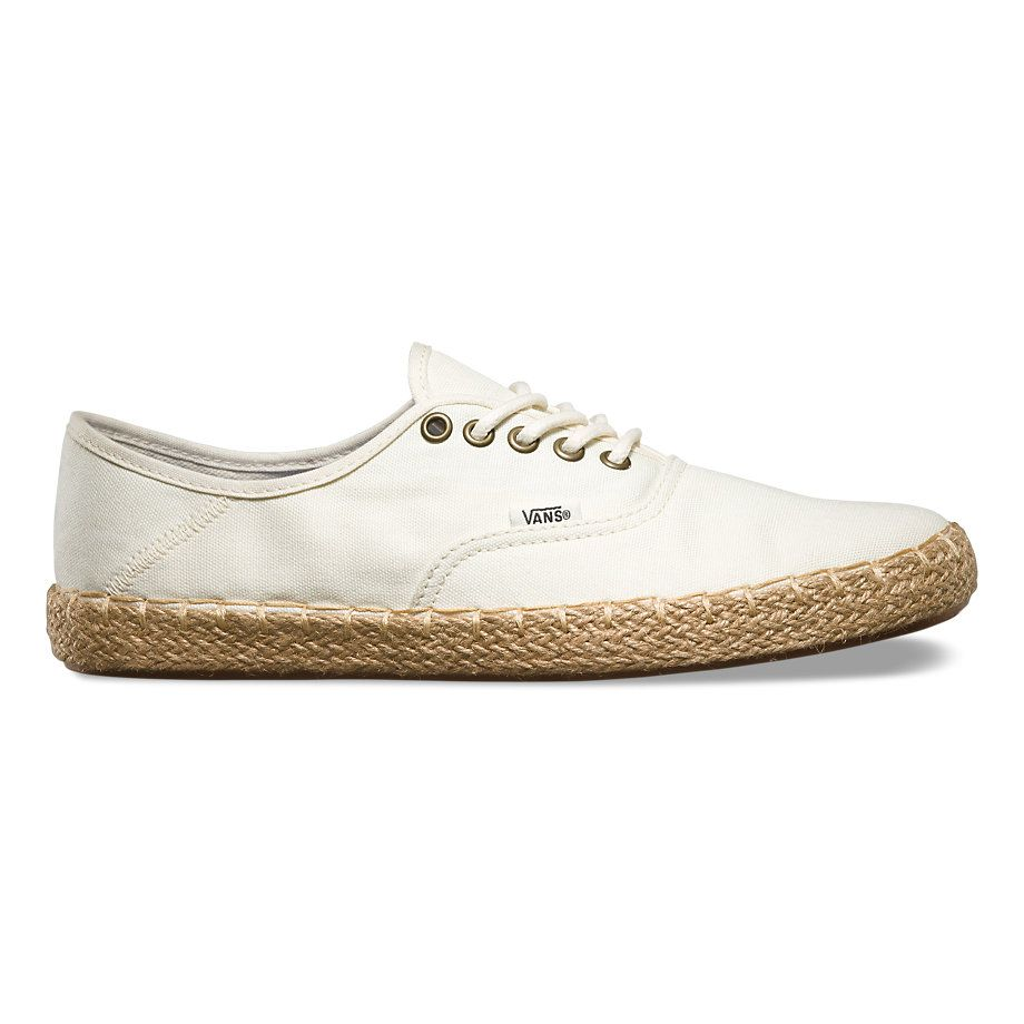 zapatillas vans beige