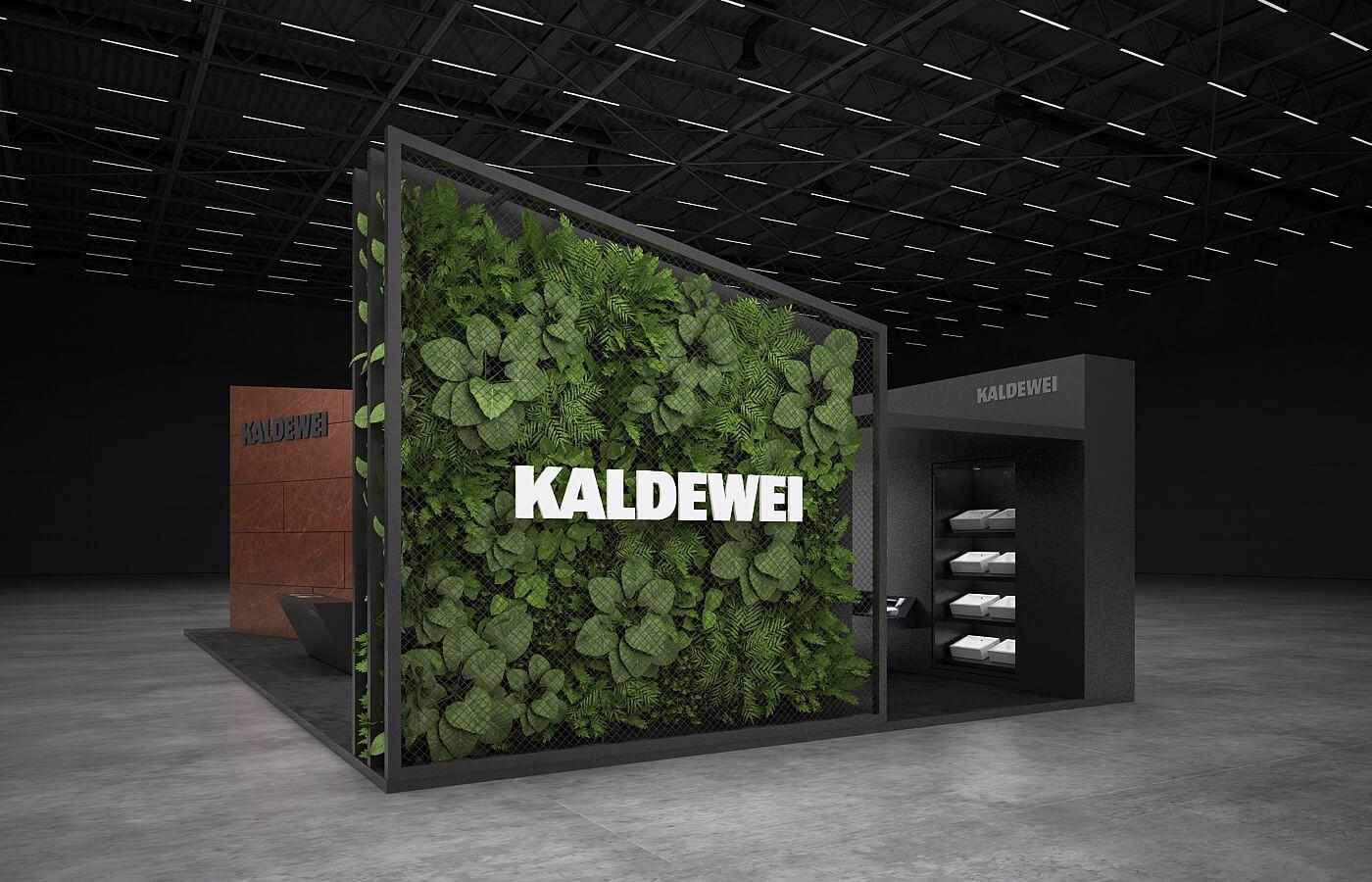Exhibition Booth Design Concept : Kaldewei exhibition booth design concept exhibitions booth